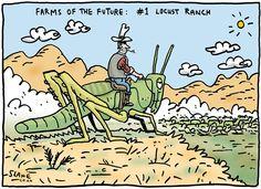Future Farm, Chris Slane,New Zealand,locust,farm,cop21,global,warming,catastrophe,subsidies,carbon,CO2,paris,emitters,economist,dinosaurs,asteroids,comets,extinction,AGW,climate,change, conference,greenhouse, emissions,environment,
