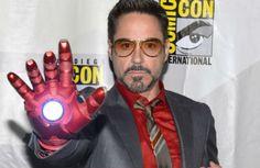 """10 novidades imperdíveis da Comic Con 2012: """"Iron Man"""", """"Superman"""", """"Dexter""""…"""