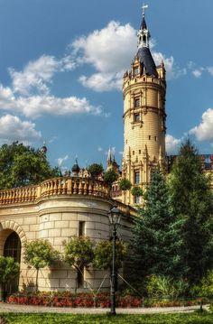 Schwerin Castle - Germany