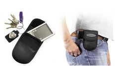 BELT PACKS FROM T-BAGS MOTORCYCLE LUGGAGE. Get your buddies together and order up a six pack! A T-Bag® for your belt! Great to store your cell phone, digital camera, business cards, keys, disc lock or other small items.