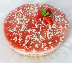 bavarois-au-fraise-sans-gélatine