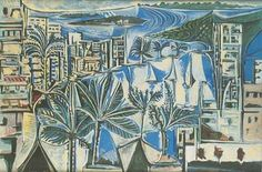Pablo Picasso The Bay of Cannes print for sale. Shop for Pablo Picasso The Bay of Cannes painting and frame at discount price, ships in 24 hours. Pablo Picasso, Kunst Picasso, Art Picasso, Picasso Paintings, Picasso Portraits, Art Paintings, Spanish Painters, Spanish Artists, Matisse