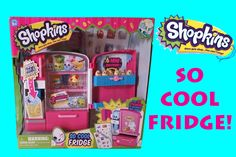 Toy Box Magic presents: A Super cool and Rare Shopkins So Cool Fridge Play Set Toy Video for Children! For all you Shopkins fans out there, you guys will love this very hard to find So Cool Fridge Play Set that also comes with 2 exclusive shopkins and 6 mini shopkins.  https://youtu.be/TfdeXPrMtlE