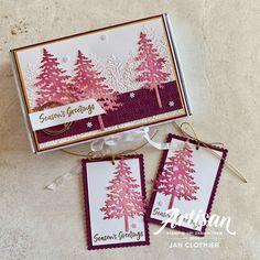 Thinking Stamping: Stampin' Up! Artisan Design Team - In the Pines