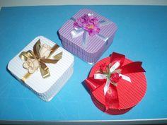 moldes de caixas de papel microondulado de coracao Car Tuning