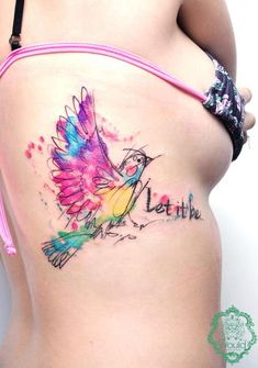 followthecolours candelaria Carballo 25 #tattoofriday   Candelaria Carballo