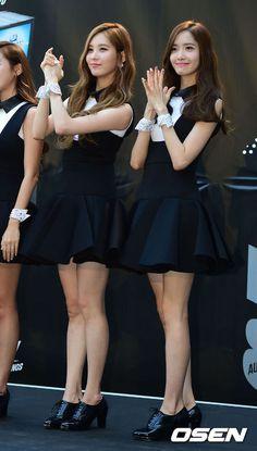 Seohyun <3 Yoona <3