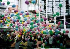 Balloon Drop!!!!!