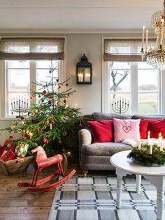 lovely christmas tree | Anna Truelsen