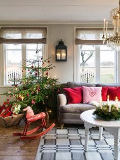 """Anna Truelsen interior stylist: Drömhem 13/2014 """"Qui celebriamo il Natale per tutta la vita"""""""