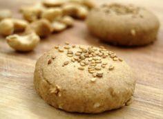 Mantecados de Anacardos Mantecaditos, White Christmas, Hamburger, Bread, Cookies, Baking, Desserts, Recipes, Food