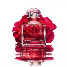 Guerlain will launch Mon Guerlain Bloom of Rose Eau de Parfum in March 2020 Guerlain Perfume, Cosmetics & Perfume, Perfume Bottles, Angelina Jolie, Popular Perfumes, Best Fragrances, Couleur Fuchsia, Posters Vintage, Apple Roses