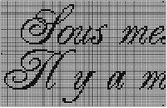 femme - woman - broderie - embroidery - 1-sous mes dessus il y a mes dessous - Point de croix - Blog : http://broderiemimie44.canalblog.com/