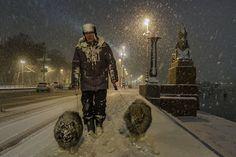 Зимний Питер.Фото А.Петросяна
