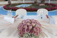 fiori matrimonio al Pietre Nere Resort - Modica, Sicilia