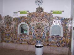 Portuguese Tiles, Azulejos, Portugal 100_6914.JPG