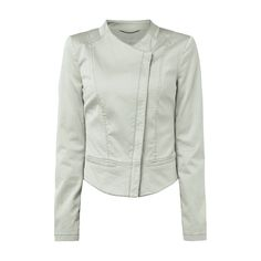 #Drykorn #Damen #Blazer mit #verdecktem #Reißverschluss - Damenblazer von…