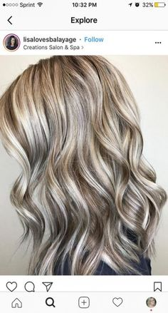Hair Hair Color Highlights And Lowlights Blonde Purple 66 Ideas For 2019 Is Your Garden Protec Blonde Hair With Highlights, Colored Highlights, Hair Color Balayage, Blonde Balayage, Dark Blonde Hair, Blonde Fall Hair Color, Blonde Highlights With Lowlights, Purple Hair, Low Lights Hair