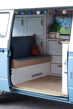 Bus Camper, Vw Bus T3, Kombi Motorhome, Sprinter Camper, Volkswagen, Vw T3 Tuning, Vw Conversions, Minivan Camper Conversion, Caravan Living