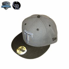 Tulsa Drillers Charcoal 59Fifty