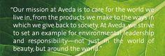 I heart Aveda products.