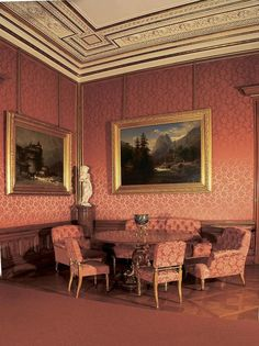 Villa, Sissi, Foyers, Austria, Palace, Past, World War One, Summer, Mud Rooms