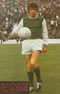 Eric Stevenson of Hibernian in Football Kits, Sport Football, Soccer, Hibernian Fc, Scottish People, Great Team, Corinthian, Club, The Past