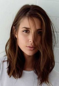 Image result for medium length hairstyles for heart shaped faces 2015