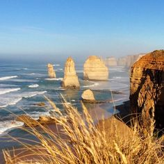 Sublime morning #12apostles @ 8am quiet time and best light #greatoceanroad @visitgreatoceanroad @visitmelbourne #visitvictoria @australia #seeaustralia #12사도 #portcampbell #portcampbellnationalpark by visit12apostles http://ift.tt/1ijk11S