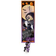 """""""Holiday Bookmark - Halloween"""" by dutchsparky on Polyvore"""