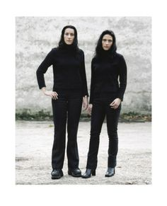 Twins by Albrecht Tubke