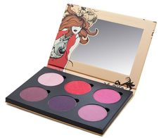 Saucebox Cosmetics FORBIDDEN FRUITS PALETTE. This one still hasn't restocked yet, but it will soon. For the bold color lovers! You can most definitely also use these shades for blushes.