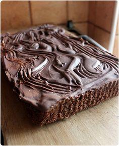 Ihana ihana maidoton ja gluteeniton suklaakakku(tai muffinit) bataatilla