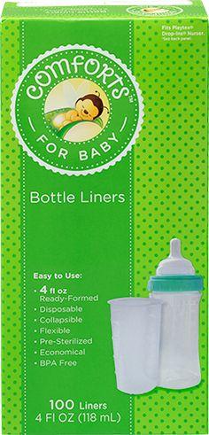 Bottle Liners #Newborn