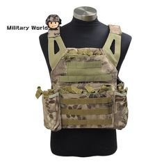 Airsoft Hunting Tactical 1000D Nylon VT439 Vest Paintball Combat Military Durable Simplified Version Vest Typhon/Banshee/HLD //Price: $110.99 & FREE Shipping //     #knife #army #gear #freedom #knifecommunity #airsoft