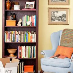 Maximize your home library