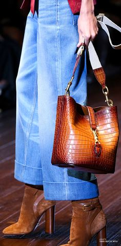 #MFW Gucci Spring Summer 2015 RTW detail -pin courtesy of Tres Haute Diva