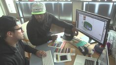 Marshawn Lynch Cap Design Session