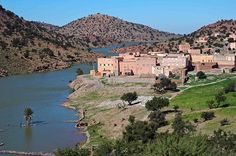 Route de Tafraout, Maroc © Edith LAURENT
