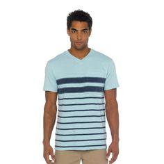 The prAna Breyson V-neck T-shirt made with Fair Trade Certified organic cotton!  #FairTrade #FathersDay #apparel