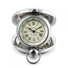 OROLOGIO DA VIAGGIO 672  DALVEY  SANT ' ELMO CLOCK SC10%