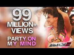 Party On My Mind Video Song - Race 2 I Saif, Deepika Padukone, John Abraham, Jacqueline Race 2 Songs, All Songs, Music Songs, Party Anthem, Bollywood Movie Songs, John Abraham, It Movie Cast, Jacqueline Fernandez, Big Party