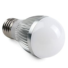 E27 7.5W 15x5630 SMD 675LM 3000-3500K Warm White Light LED Ball Bulb (220V) – USD $ 7.99