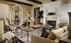 High End Interior Design services provided by The Decorators Unlimited.