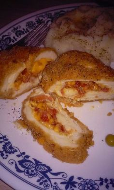 Bacon Chedder Stuffed Chicken Recipe - Allthecooks.com