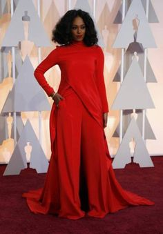 PHOTOS: Angelina Jolie, Diane Keaton, Solange Knowles: Those who rocked the Oscars red carpet in pants | The Indian Express