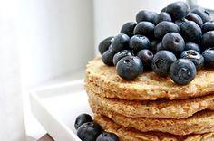 Diabetic recipe for Oat Bran Pancakes