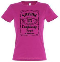 Egyedi lánybúcsú póló, kérhető bármilyen névvel. Sorszáma: LANYNEVES-0046 Megnevezés: Whisky lánybúcsú póló Whisky, Mens Tops, T Shirt, Fashion, Supreme T Shirt, Moda, Tee, Fashion Styles, Whiskey