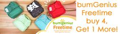 bumGenius Freetime buy 4 Get 1 More ends on November 30th ~ head over to www.cozybums.ca while the sale is still on! Got 1, Cloth Diapers, 30th, November, Cozy, Stuff To Buy, November Born, Diapers