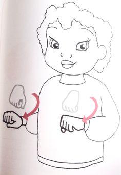 Babygebaren - Zitten